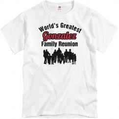 Gonzalez Family Reunion
