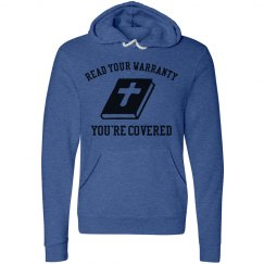 Warranty Unisex Pullover Fleece
