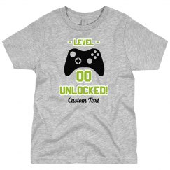 Custom Gamer Birthday Tee
