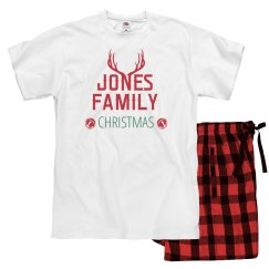 Custom Family Christmas Jammies