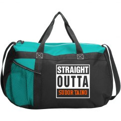 Straight outta ST bag