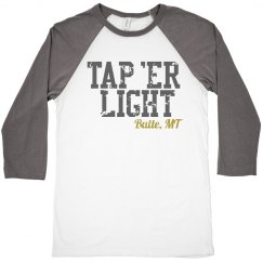 tap r light  3/4 sleeve