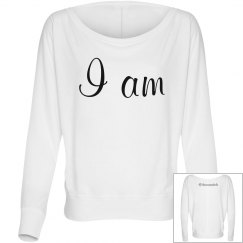 I am, Long Sleeve