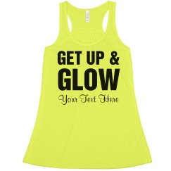Glow Run Team Member Custom