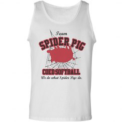Softball Spider Pigs