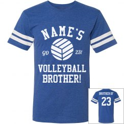 Volleyball Brother