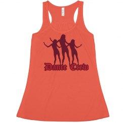 Dance Crew Crop Tee