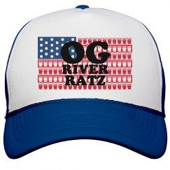 4th of July OG Trucker Hat