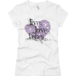 Live Love Lashes