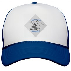 mountain logo hat