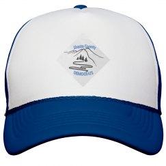 mountain logo hat