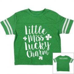 Little Miss Lucky Charm