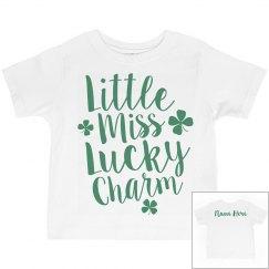 St. Patrick's Custom Little Girl