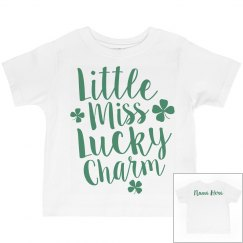 St. Patrick's Custom Little Girl