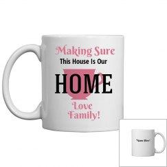 Make a house a home