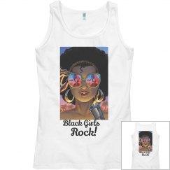 Black Girls Rock Tank Top.