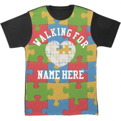 Walking For Someone With Autism