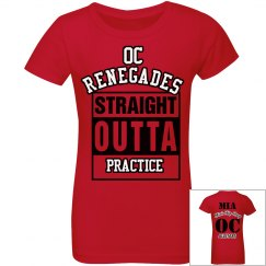 Renegades Straight outta Practice
