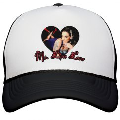 Ms Lisa Love 50's Movie Star Collection Hat