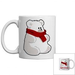 Best Sister Festive Mug