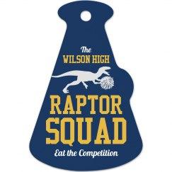 Raptor Squad Cheer Squad