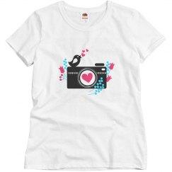 Cute Camera and Bird