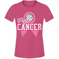 Volleyball Fight Cancer