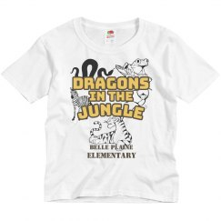 Dragons Jungle Youth