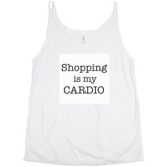 Shopping Cardio Slouchy