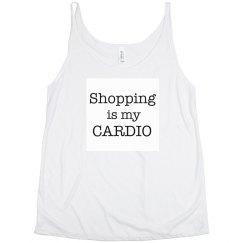 Shopping Cardio Slouchy