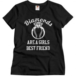 Diamonds are a girl's bestfriend