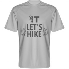 Let's Hike Men's Performance