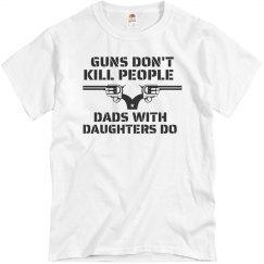 Guns Don't Kill People...
