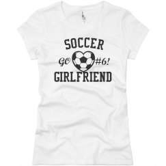soccer girlfriend