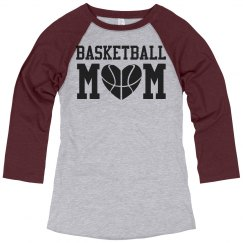Plus Size Basketball Mom Shirts