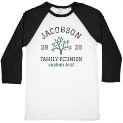 Family Reunion Custom Tees
