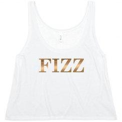 Pop Fizz Clink White Metallic