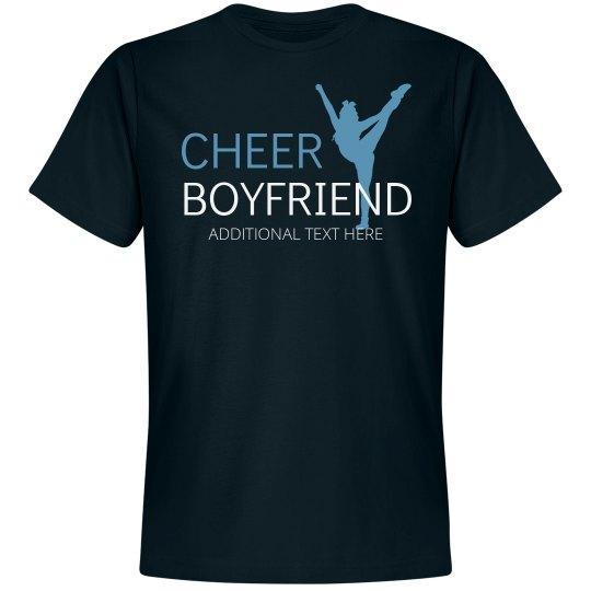 8e9c32e7 Cheer Boyfriend Unisex Premium T-Shirt