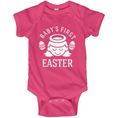 Baby's First Easter Christian