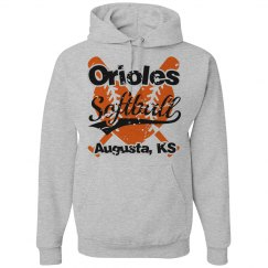 Orioles Softball Sweatshirt