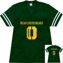 Bear Creek Bears Jersey 3