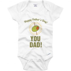 Fathers Day Olive You!