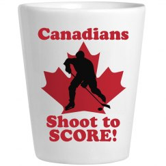Canadians Shoot to Score