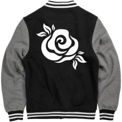 Unisex Sport-Tek Fleece Letterman Varsity Jacket
