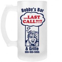 Bobby's Bar Stein