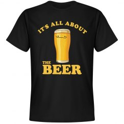 All About The Beer
