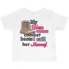 Hero Mom-Combat Boots (g)