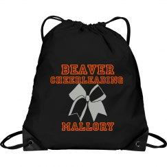 Beaver Drawstring Cheer