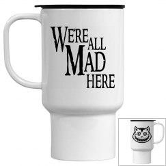 Mad Travel Coffee Mug