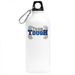 IronTough aluminum water bottle